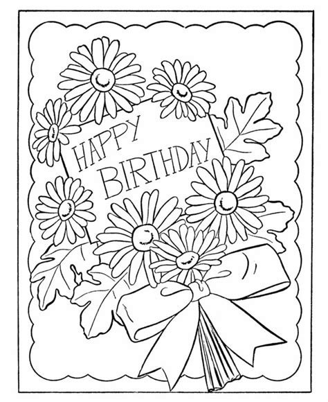 birthday gifts for coloring book for your or for bday coloring book nature themed birthday gift idea books best 25 birthday coloring pages ideas on