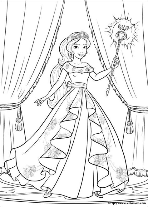 printable coloring pages elena of avalor 82 best elena of avalor images on pinterest miles from