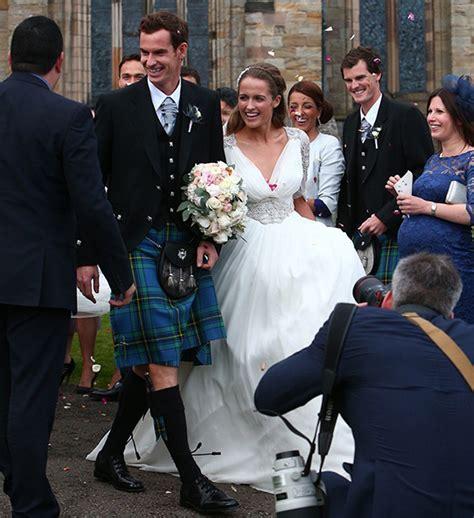 andy murray wedding andy murray met his match wedding love