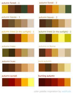 warm autumn color palette soft autumn seasonal color palette soft autumn autumn