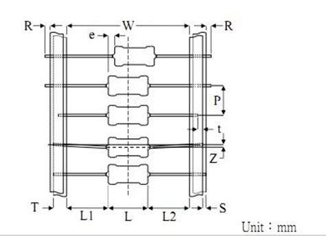 e96 resistor sizes e96 resistor sizes 28 images 阻抗值的表示 koa resistor