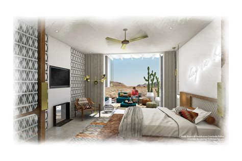 bedroom concept sbe hotel group announces partnership with da designagency