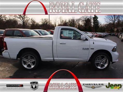 2013 Bright White Ram 1500 R/T Regular Cab #74433725