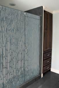 frosted shower screens over bath frosted glass shower screens clearlight designs
