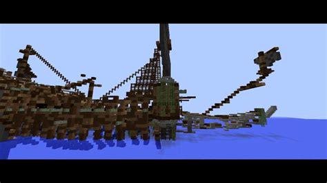 barco pirata minecraft minecraft navio pirata the silent mary youtube