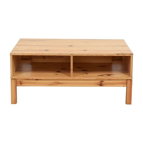ikea tv table excellent ikea ikea husar pine wood tv table on sale with