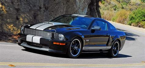 2007 mustang performance parts specs