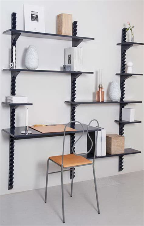 easy adjustable shelving units home interior design