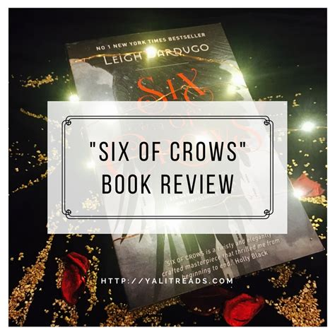 six of crows books six of crows book by leigh bardugo review ya lit reads