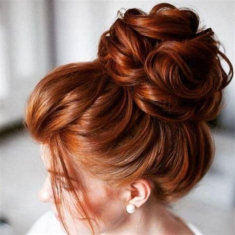 Different Bun Hairstyles by What Are The Different Types Of Hair Buns Quora