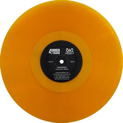 colored vinyl funkadelic maggot brain colored vinyl