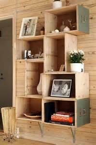 box bookshelves wall mounted box shelves a trendy variation on open shelves