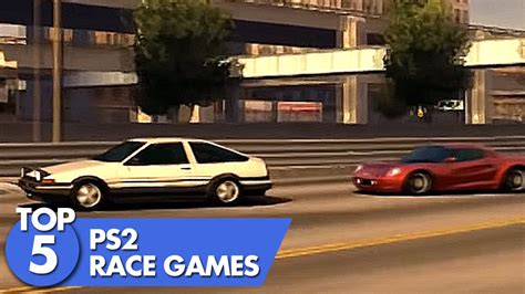 best for ps2 top 5 ps2 racing