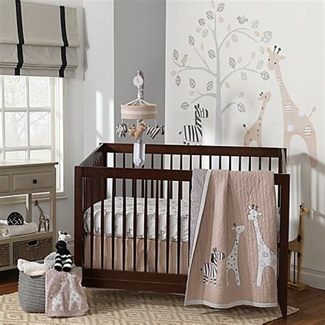 lambs and ivy crib bedding lambs ivy 174 elias crib bedding collection bed bath beyond