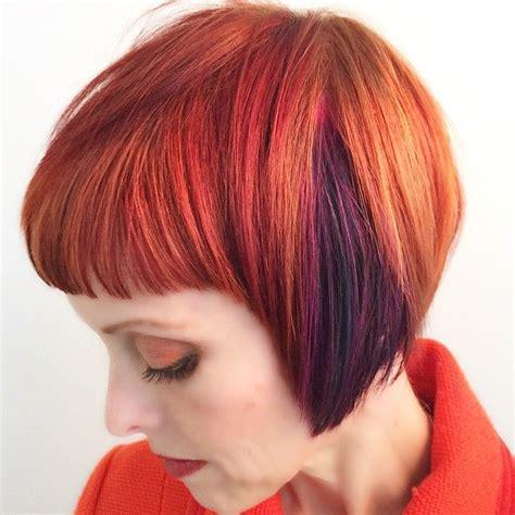 best orange color best 25 burnt orange hair color ideas on pinterest