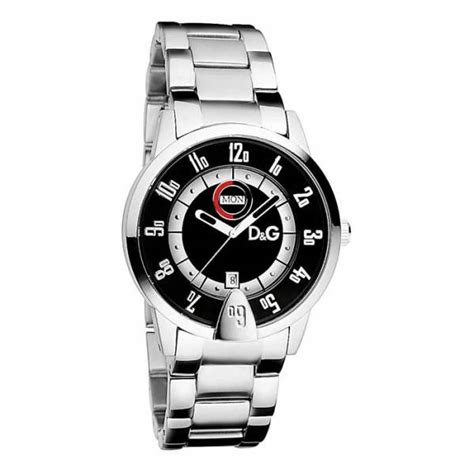 mens watches dolce gabbana mens silver