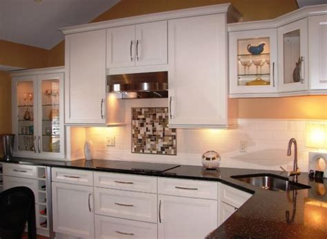 Contemporary Curtains Kitchen - kitchen corner sinks design inspirations that showcase a different angle