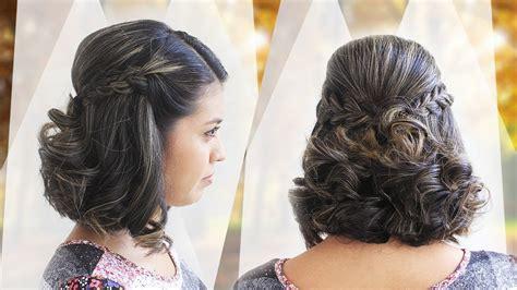 peinados cortos faciles peinado facil para cabello corto peinado elegante