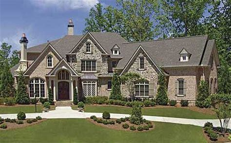 euro house plan 15733ge angled garage and family room house plans