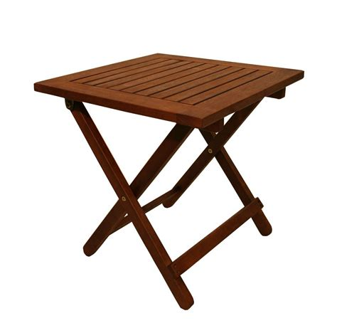 Folding Patio Side Table Outdoor Folding Side Table Black Folding Outdoor Side Table Foldable Outdoor Side Table