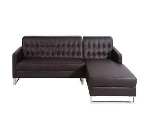 Modern Sectional Sofas With Chaise Dreamfurniture 3308 Modern Sectional Sofa With Chaise