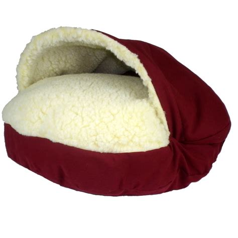 covered dog beds replacement cover snoozer cozy cave dog bed 12 colors