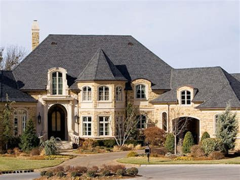 Style Mansions Brick Style Homes Brick And Stucco Exterior Home Stucco