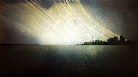 How To Make Photosensitive Paper - year exposure of toronto skyline produces dreamy