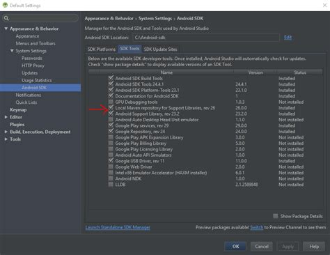 android studio missing layout android missing styles is the correct theme chosen for