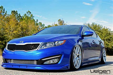 www is models com kia optima bagged on velgen wheels clublexus lexus