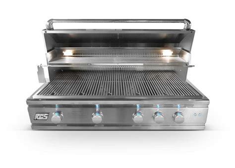 Lu Led Grill rcs 42in cutlass pro series gas grill with led