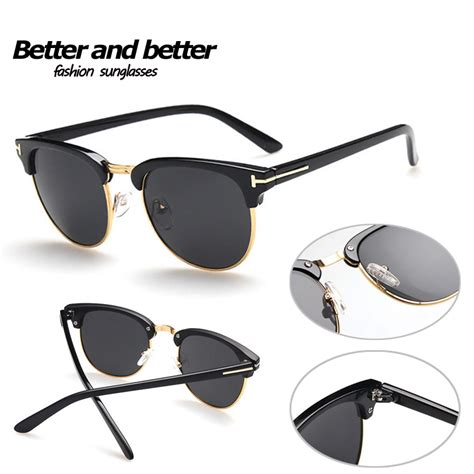 aliexpress glasses 2015 new fashion tom designer hot sunglasses ford for men