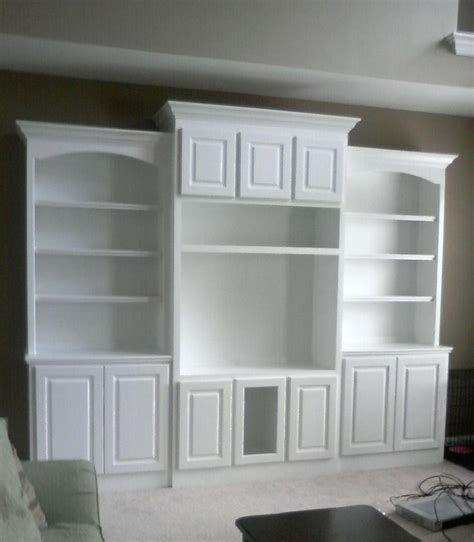 bolt bookcase to wall 10 best entertainment center ideas images on pinterest