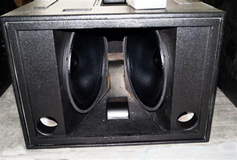 Speaker Acr Black 18 Inch sb1000z 18 inch subwoofer box design sound sub woofer
