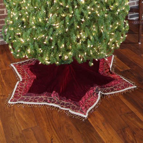 christmas tree skirts beautifully skirting for your festive tree