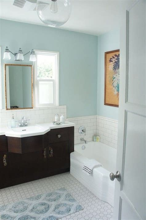 soothing bathroom paint colors paint color dunn edwards cold water small bathroom