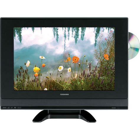 Tv Toshiba Februari toshiba 19hlv87 19 quot lcd tv dvd combo demo 19hlv87 b h