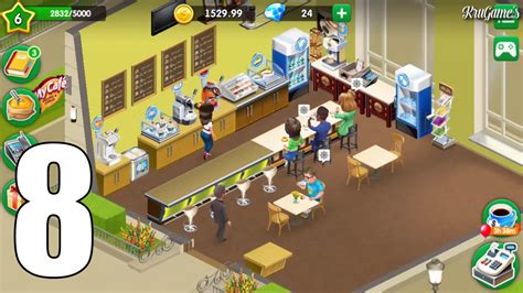 cafe android my cafe recipes stories android gameplay 8