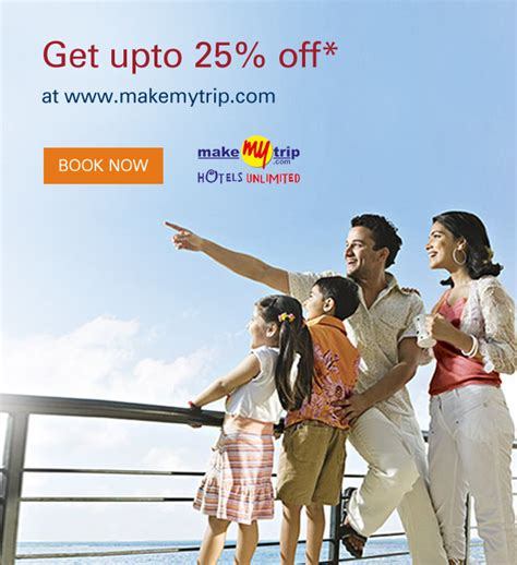 make my trip credit card offers icici bank netbanking debit card credit card offers on