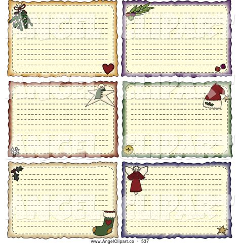 Primitive Recipe Card Template by Recipe Card Clipart All Ideas About