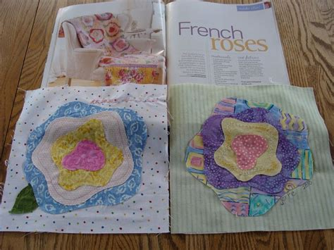 pattern blocks french 91 best images about french roses quilts on pinterest