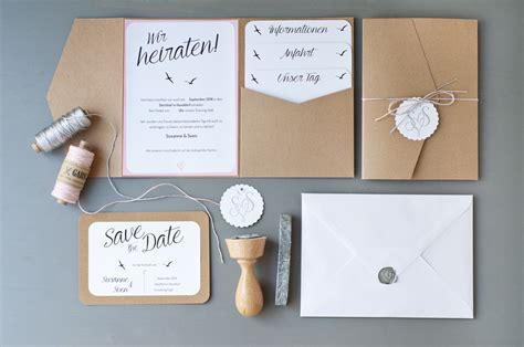 Einladung Hochzeit Gestalten by Unsere Hochzeitseinladungen Serendipity