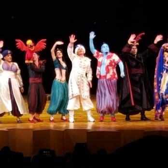 friends final curtain call disney s aladdin a musical spectacular closed 287