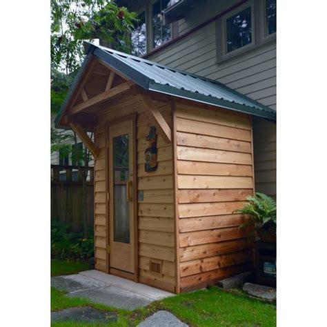 backyard sauna kit the 25 best outdoor sauna kits ideas on pinterest sauna kits outdoor sauna and