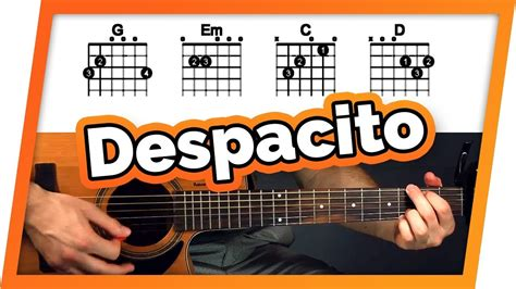 despacito guitar tutorial despacito guitar tutorial easy chords for beginners