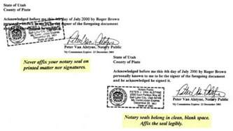Notary Tx Best Photos Of Notary Block Sle Of Notary