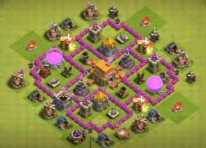 coc strong base structures for lvl6 townhall 6 best town hall 6 defense bases 2017 cocbases