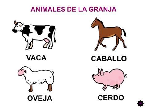 imagenes animales dela granja animales granja