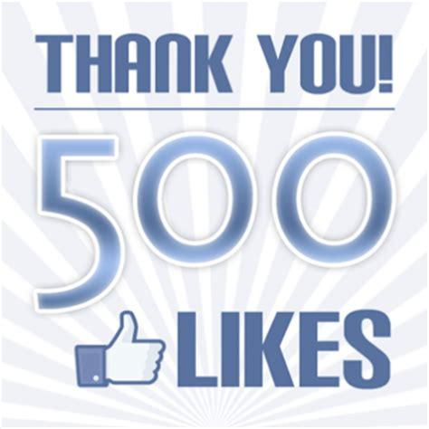 500 likes png | www.pixshark.com images galleries with a
