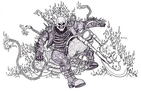 ghost bike rider tattoo ideas tattoo collection